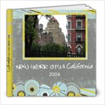 NYC & California - 8x8 Photo Book (20 pages)