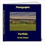 Paul Schmura s Portfolio  - 8x8 Photo Book (20 pages)