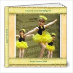 Syd Dance 2008 - 8x8 Photo Book (20 pages)