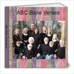 gran s  abc - 8x8 Photo Book (30 pages)