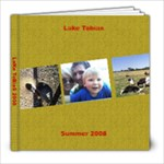 lake tobias - 8x8 Photo Book (20 pages)