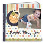 Blake s 1st - 8x8 Photo Book (20 pages)