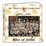Ms. Heard s Project - 8x8 Photo Book (30 pages)