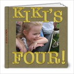 KIKI - 8x8 Photo Book (20 pages)