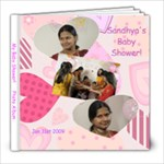 Sandhya s Baby shower - 8x8 Photo Book (20 pages)