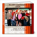 ALURH book - 8x8 Photo Book (20 pages)