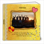 FRIENDS2 - 8x8 Photo Book (20 pages)