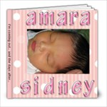 sidney - 8x8 Photo Book (20 pages)