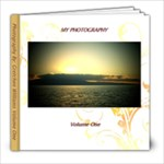 Final Photography book volume one - 8x8 Photo Book (20 pages)