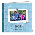 2008 - 8x8 Photo Book (20 pages)