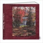 Powell Album - 8x8 Photo Book (20 pages)