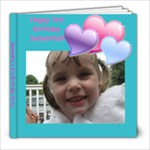Samantha s 3rd birthday party - 8x8 Photo Book (20 pages)
