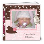 Coco - 8x8 Photo Book (20 pages)