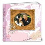Griselda y Sebastian - 8x8 Photo Book (30 pages)