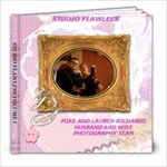 STUDIO FLAWLESS VOLUME I - 8x8 Photo Book (30 pages)