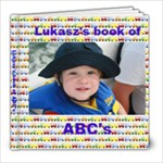 lukasz 2nd bday - 8x8 Photo Book (20 pages)