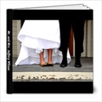Kimberly and Jeff - 8x8 Photo Book (20 pages)