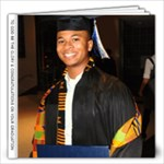LANRE S-GRADUATION - 12x12 Photo Book (20 pages)