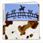 Dixie Dude Ranch - 8x8 Photo Book (20 pages)
