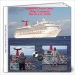 Cruise 2009 - 12x12 Photo Book (20 pages)