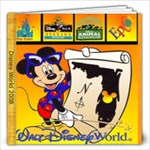 disney 12 x 12 - 12x12 Photo Book (20 pages)