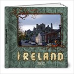 JenIreland - 8x8 Photo Book (20 pages)