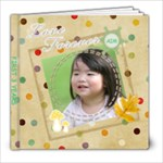 first 3 years  - 8x8 Photo Book (20 pages)