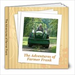 farmer frank - 8x8 Photo Book (20 pages)