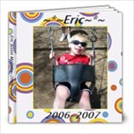 Eric s second year - 8x8 Photo Book (30 pages)
