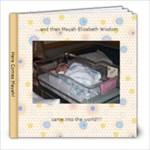 babymayah - 8x8 Photo Book (20 pages)