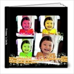 Primmy-Smile2 - 8x8 Photo Book (20 pages)