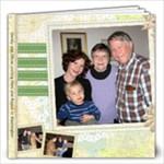 Washington trip - 12x12 Photo Book (20 pages)