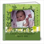 Jaylee Birth - 8x8 Photo Book (20 pages)