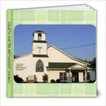 Pastor Wesley Dickson Finished - 8x8 Photo Book (20 pages)