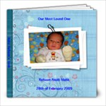 Rehaan - 8x8 Photo Book (20 pages)