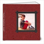 ThomasBook1 - 8x8 Photo Book (20 pages)
