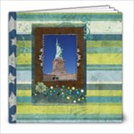 Trip to New York City - 8x8 Photo Book (39 pages)