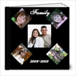 new book - 8x8 Photo Book (20 pages)