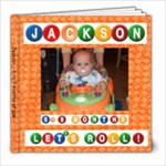 Jax 6-9 - 8x8 Photo Book (20 pages)