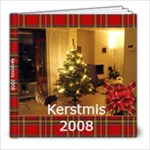 kerst2008 - 8x8 Photo Book (20 pages)