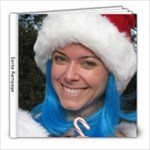 Santa Rampage - 8x8 Photo Book (20 pages)
