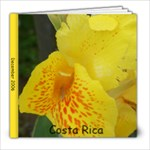 costa rica - 8x8 Photo Book (20 pages)