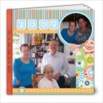 Erica s Book - 8x8 Photo Book (20 pages)