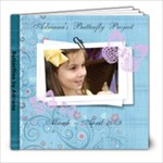 butterfly - 8x8 Photo Book (20 pages)