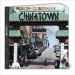 Chinatown - 8x8 Photo Book (20 pages)