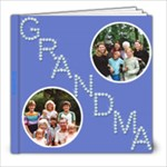 Grandma - 8x8 Photo Book (20 pages)