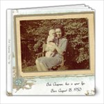 My Dad Grows Up - 8x8 Photo Book (20 pages)