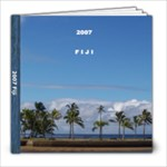 fiji - 8x8 Photo Book (39 pages)