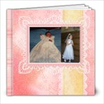 micki - 8x8 Photo Book (20 pages)