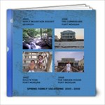 vacations - 8x8 Photo Book (20 pages)